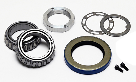 Bearing & Locknut Kit