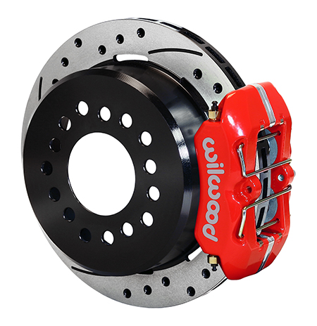 Dynapro Low-Profile Rear Parking Brake Kit