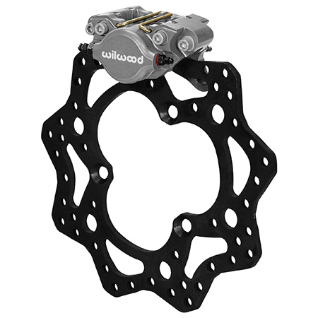 Dynapro Single Left Front Brake Kit