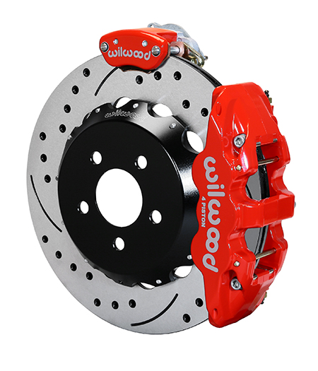 AERO4-MC4 Big Brake Rear Parking Brake Kit
