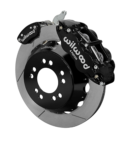Forged Narrow Superlite 4R-MC4 Big Brake Rear Parking Brake Kit