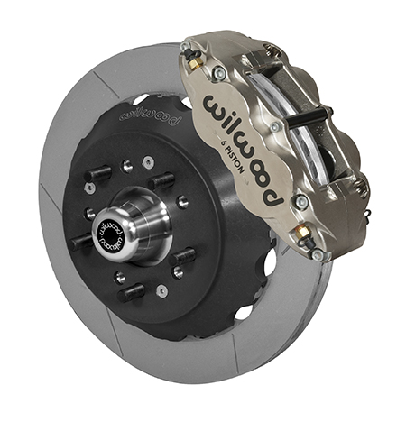 Forged Narrow Superlite 6R Big Brake Dynamic Front Brake Kit (Hub)