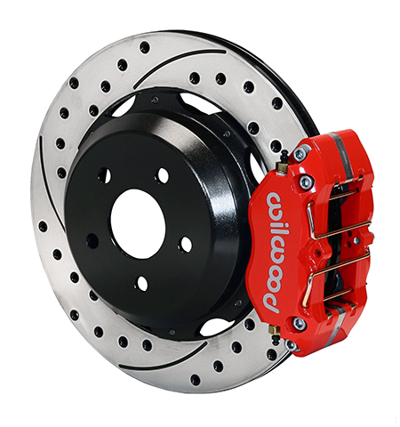 Dynapro Rear Brake Kit For OE Parking Brake