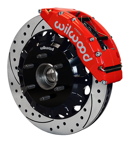 TC6R Big Brake Truck Front Brake Kit