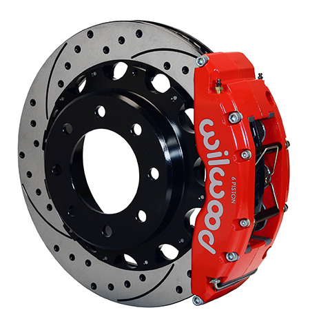 TC6R Big Brake Truck Rear Brake Kit