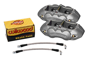 D8-4 Rear Caliper Brake Kit for Corvettes