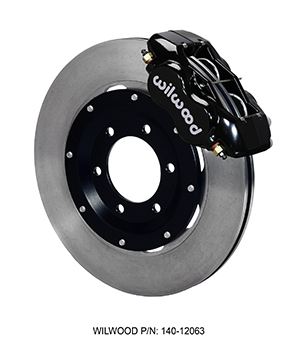 Forged Dynalite Big Brake Front Brake Kit (Hat)