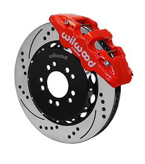 AERO6 Big Front Brake Kit for Corvettes