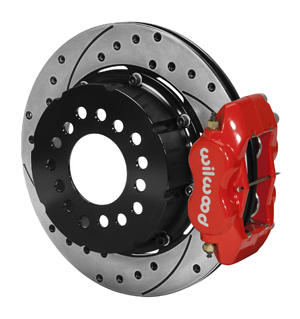 Forged Dynalite Pro Series Rear Brake Kit