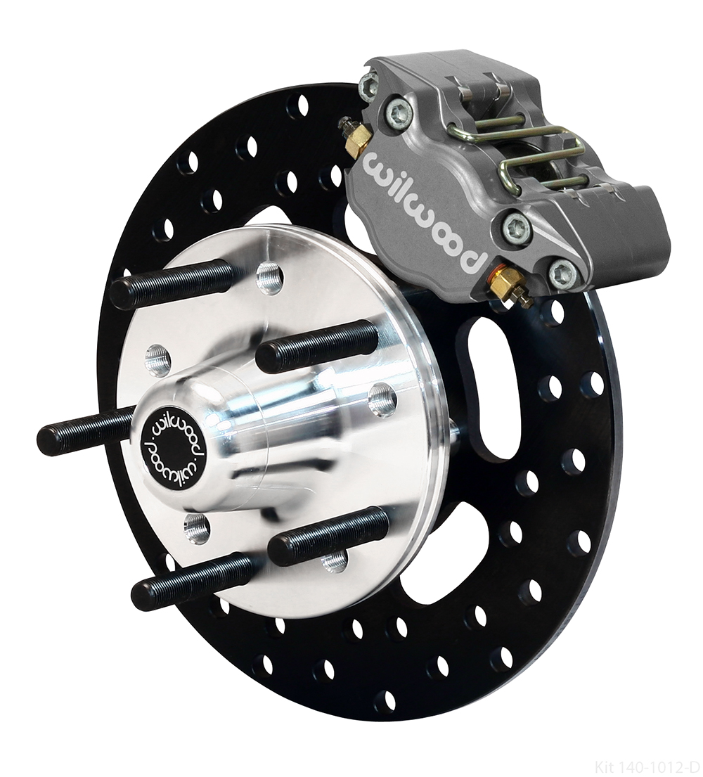 Wilwood Disc Brakes - 1976 Ford Pinto All