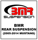 BMR Rear Suspension