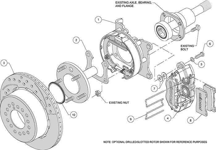 wilwood disc brakes