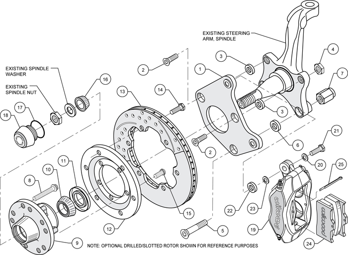plymouth drum brake diagram