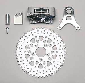 GP310 Motorcycle Rear Spocket Brake Kit Parts