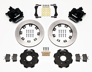 Combination Parking Brake Caliper Rear Brake Kit Parts