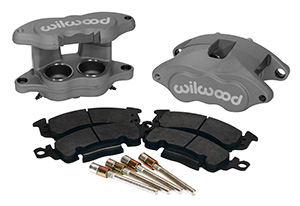 D52 Front Caliper Kit Parts