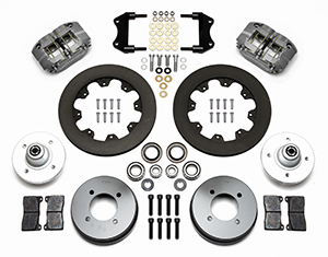 Dynapro Radial Big Brake Front Brake Kit (Hub) Parts