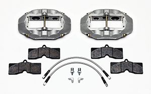 D8-6 Front Replacement Caliper Kit Parts