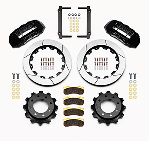 TX6R Big Brake Truck Rear Brake Kit Parts