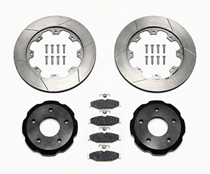 Promatrix Rear Replacement Rotor Kit Parts