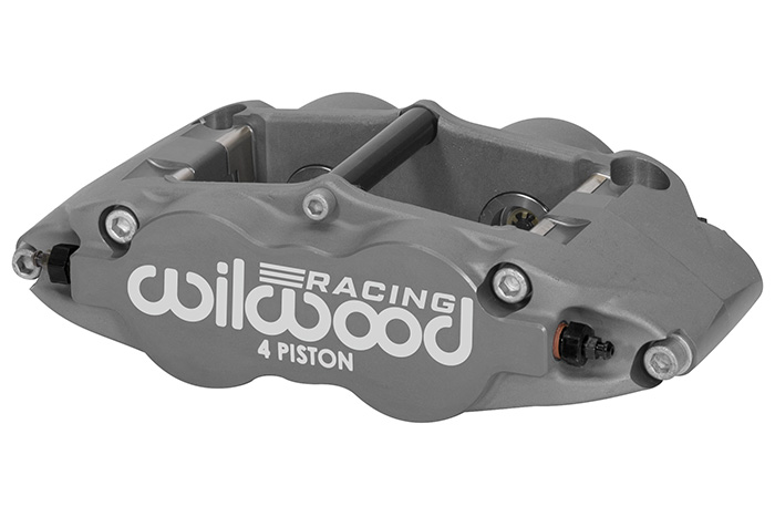 Forged Narrow Superlite 4 Radial Mount Caliper