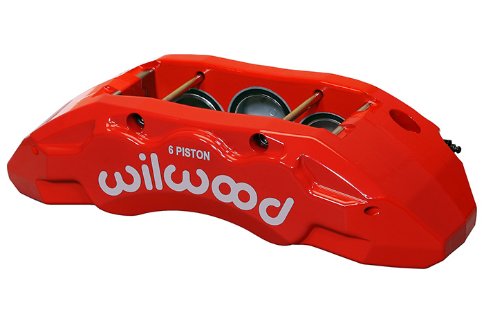 Wilwood TX6R Forged Radial Mount  Caliper