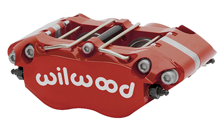 Narrow Dynapro 4 Piston Radial Mount Calipers
