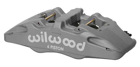 Forged Dynapro 6A Lug Mount Caliper - 120-13438<br />6 Piston