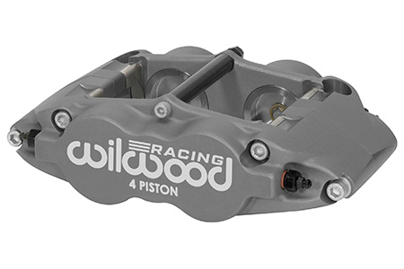 Forged Superlite 4 Radial Mount Caliper - 120-13263<br />4 Piston