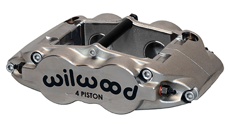 Forged Superlite 4R Caliper - Nickel Plate