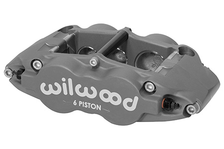 Forged Superlite 6 Radial Mount Caliper