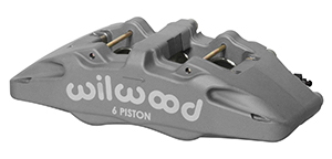 Wilwood Forged Dynapro 6A Lug Mount Caliper