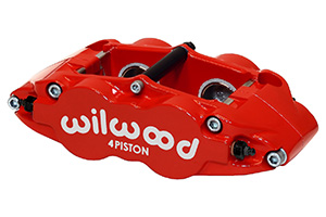 Wilwood Forged Narrow Superlite 4 Radial Mount Caliper