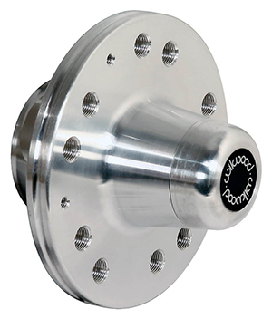 Hub - Hat Mount - Aluminum - Bare