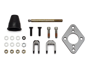 Bracket Kit, Clutch Pedal to Tandem Master