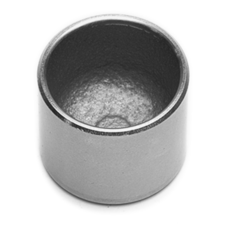 Cast Stainless Piston - 200-12952<br />O.D.: 1.00 in  Length: 0.820 in
