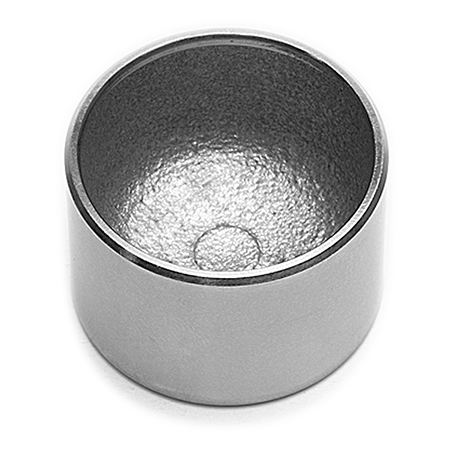 Cast Stainless Piston - 200-14639<br />O.D.: 1.50 in  Length: 1.030 in