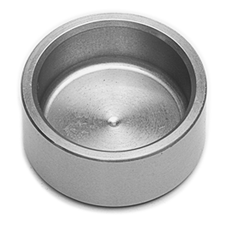 Stainless Billet Piston - 200-5089<br />O.D.: 1.12 in  Length: 0.520 in