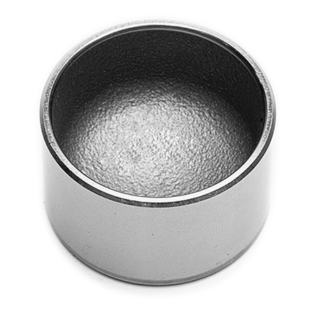 Cast Stainless Piston - 200-7532<br />O.D.: 1.75 in  Length: 1.080 in