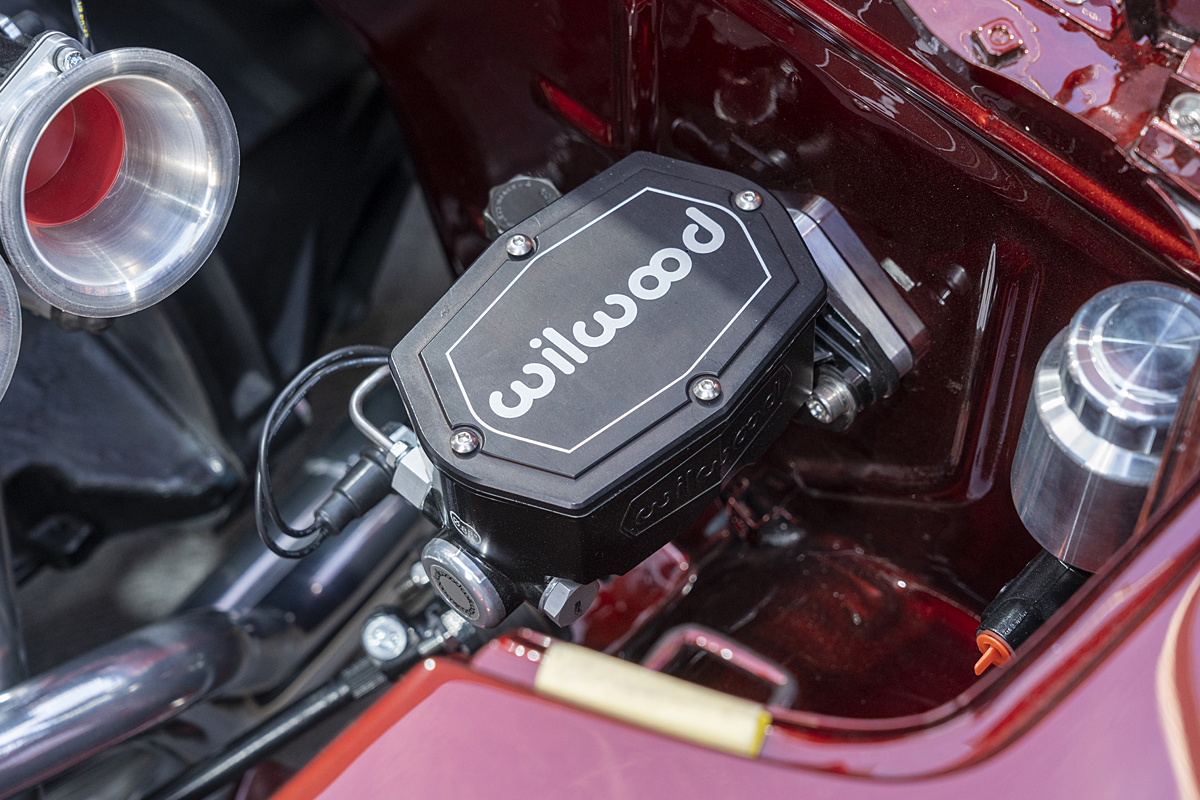 Wilwood Compact Tandem Master Cylinder - SEMA 2019
