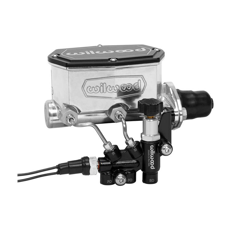 Compact Tandem M/C Kit with Bracket and Valve