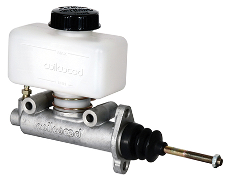 Combination Remote Master Cylinder