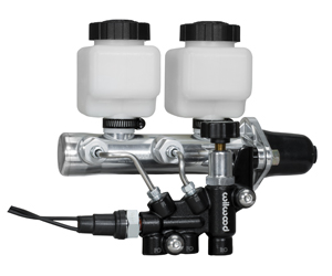 Remote Tandem M/C Kit with Bracket and Valve