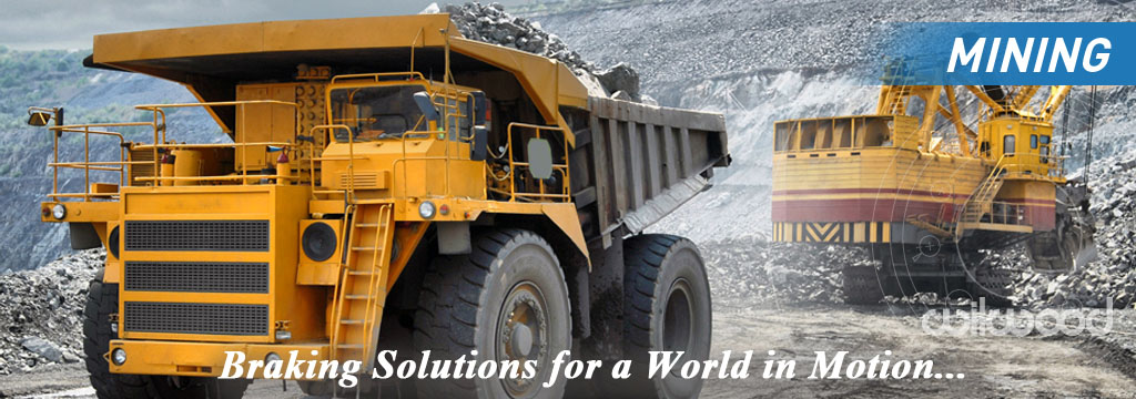 Mining & Earthmoving Disc Brake Applications
