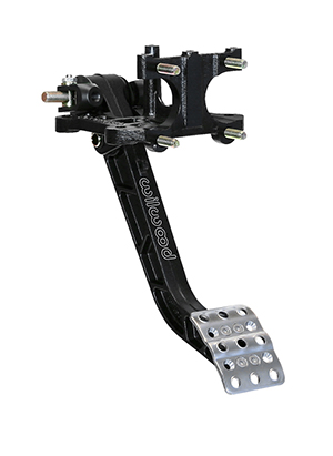 Reverse Swing Mount Brake and Clutch Pedal