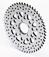 Motorcycle Rotor & Sprocket