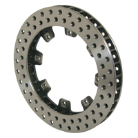 Ulltralite 32 Vane Rotor Drilled Rotors