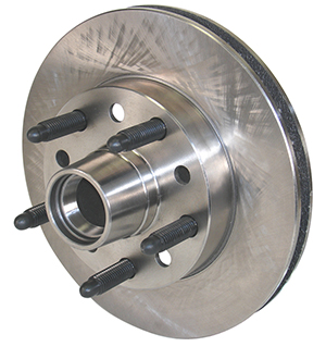 HP Modified Hub & Rotor