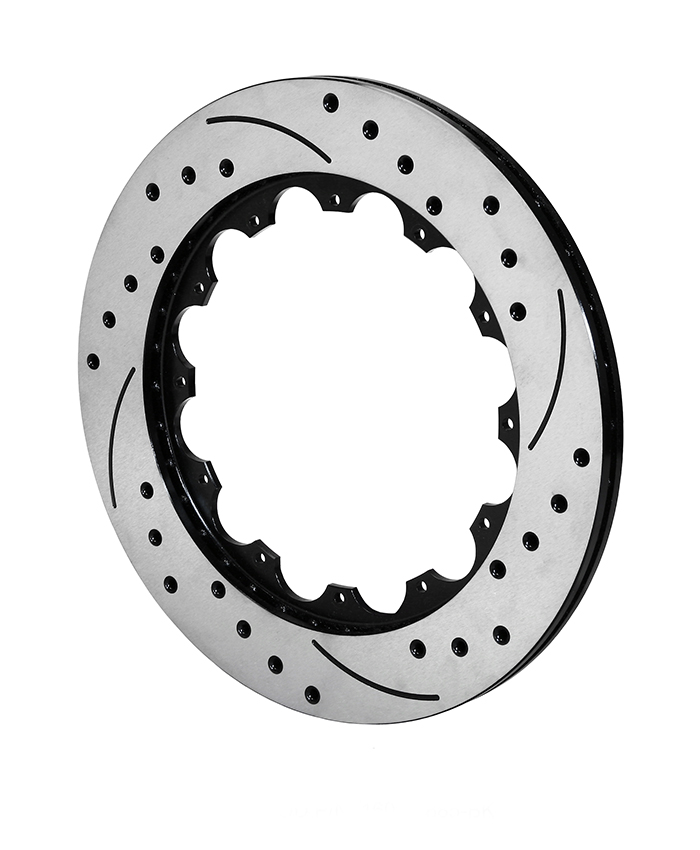 SRP Drilled Performance Rotor
