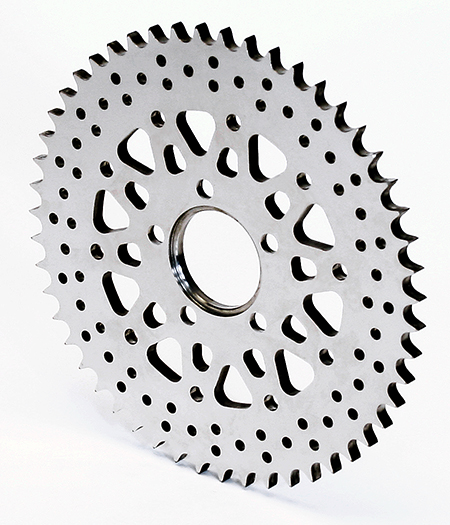 Wilwood Motorcycle Rotor & Sprocket